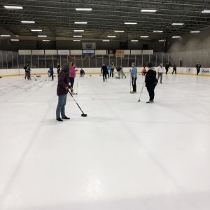 Learners on the Ice